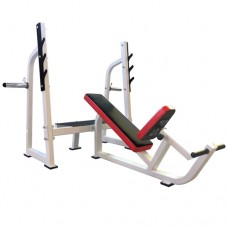 SM-102 # OLYMPIC INCLINE BENCH
